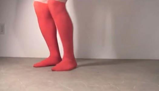 Bailar en calcetines