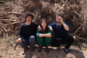 LORENA ÁLVAREZ Y SU BANDA MUNICIPAL. Foto: María José Hasta