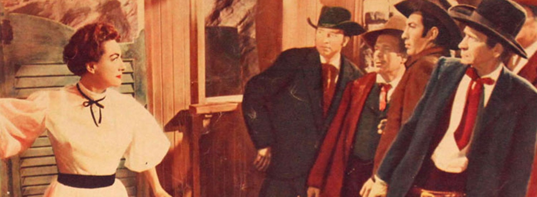 JOHNNY GUITAR. Nicholas Ray