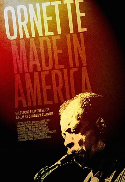 ORNETTE COLEMAN: MADE IN AMERICA