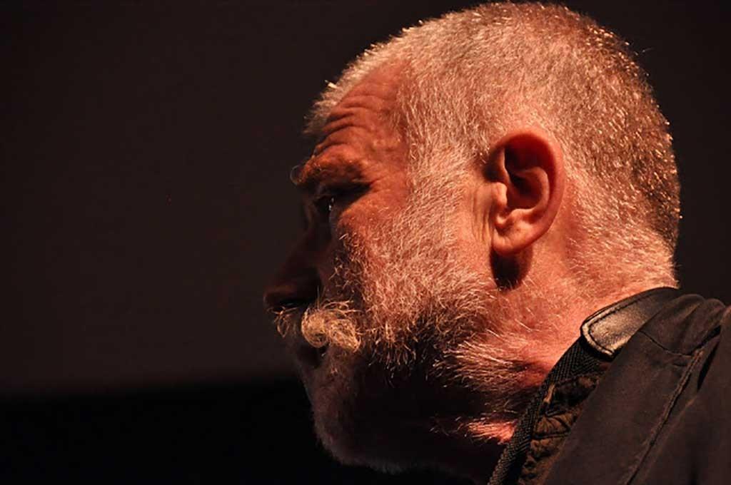 PETER BRÖTZMANN. Foto: Jesús Moreno