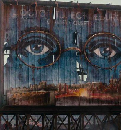 Los Ojos del Doctor T.J. Eckleburg