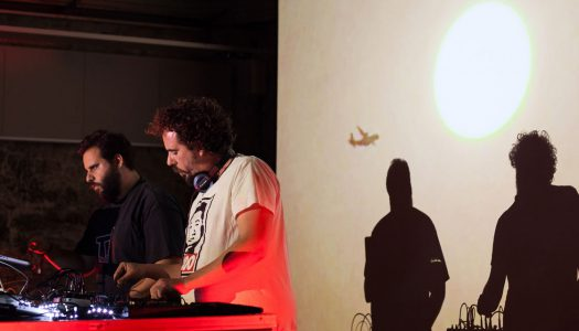 LOS VOLUBLE Borderhack (show audiovisual)