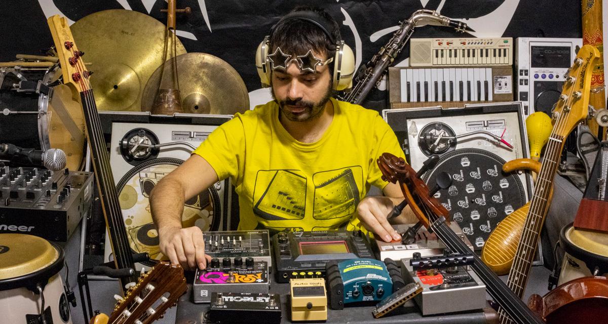 ALE MUSICMAN. Foto: espesadeideas (María José Martín Alins)