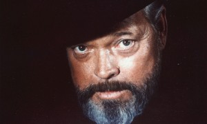 F FOR FAKE. Orson Welles