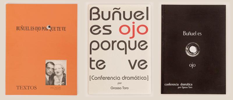 Conferencia 'Buñuel es ojo porque te ve'. Grassa Toro.