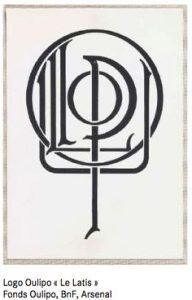Logotipo del Oulipo. Latis.