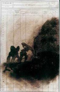 Mineros trabajando. Diego Arribas (1992)