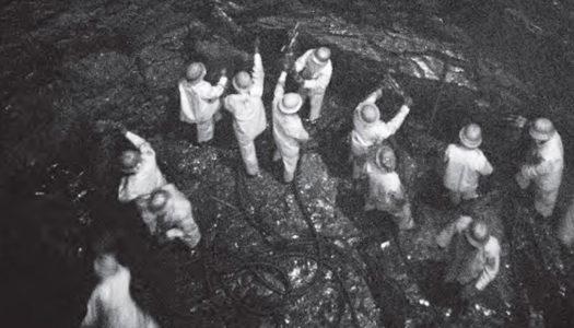 DAVID GOLDBLATT On the Mines (En las minas)